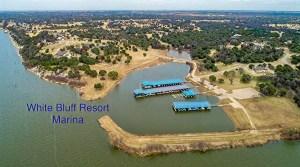White Bluff Marina on Lake Whitney