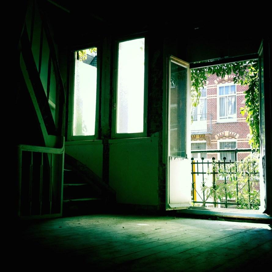 Balistraat - Amsterdam in Hipstamtatic | Photo by Marvin Kolk