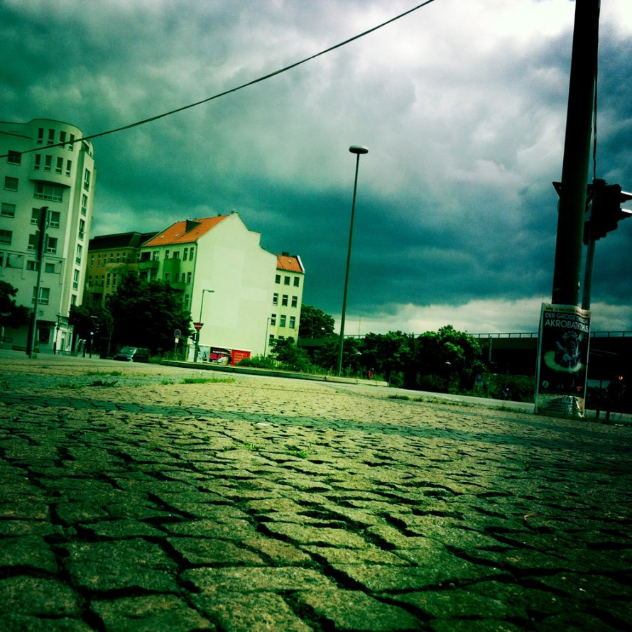 Berlin in Hipstamatic | Photo by Marvin Kolk