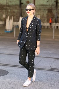http://whitecamellias.com/wp-content/uploads/2015/11/stylish-ways-with-white-converse-black-and-white-spot-trouser-suit.jpg