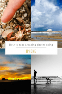 Learn how to take amazing Iphone photos for your blog, instagram or just for yourself.