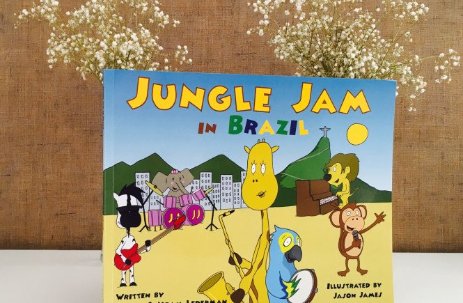 Jungle Jam in Brazil Book