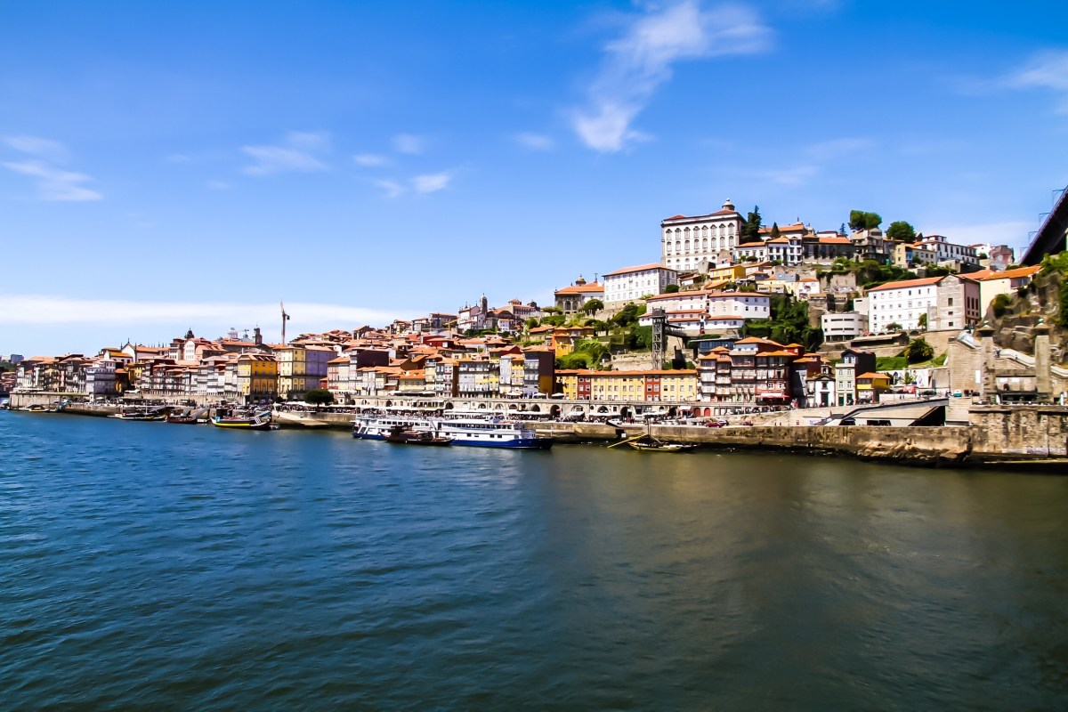 Rediscovering Porto's Many Charms: Porto's Downtown Part I