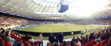 BC Place panorama
