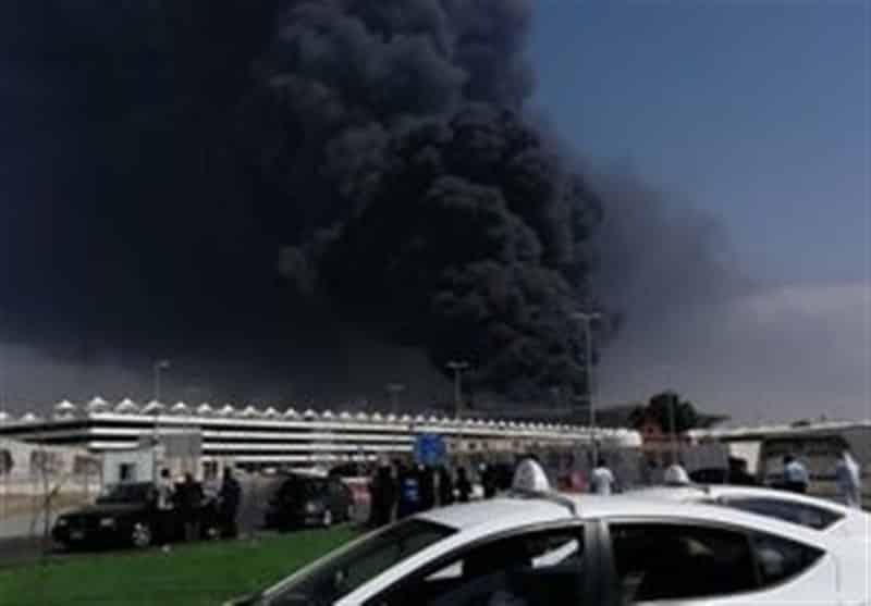 เพลิงไหม้สถานีรถไฟความเร็วสูงในเมืองญิดดะฮ์ ซาอุฯ บาดเจ็บ 5 ราย