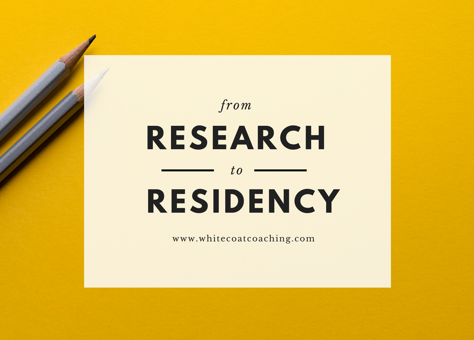 Interview with a Research Fellow turned Resident