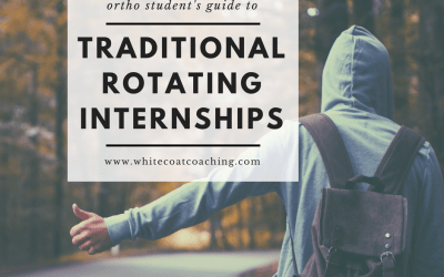 Orthopedic Student Guide to Traditional Rotating Internship