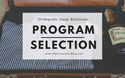 How to choose orthopedic away rotation programs