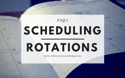 Scheduling orthopedic away rotations | Frequently Asked Questions