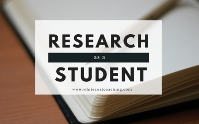Research as a Medical Student