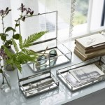 Glass Large Jewellery Box Home Accessories Sale The White Company Uk