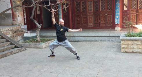 Mark in China