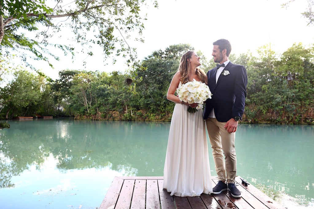 Destination Wedding, Riviera Maya, Debora Ducci, White Crown Photography, Elopement at Rosewood Mayakoba, destination wedding