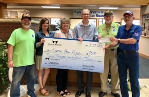 Kansas Honor flight donation