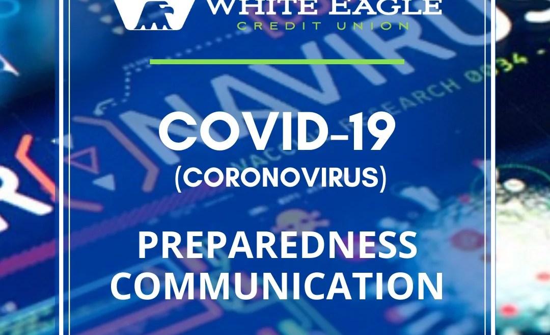 Covid -19 Preparedness Communication