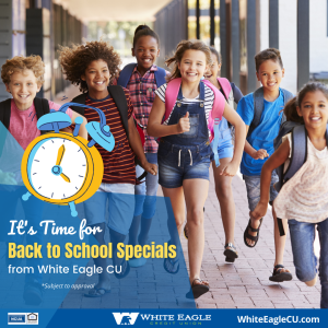 2021 Back To School Specials