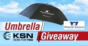 Umbrella Giveaway