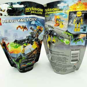 "Конструктор LEGO ""Hero Factory"" 51 деталь арт. 44015"