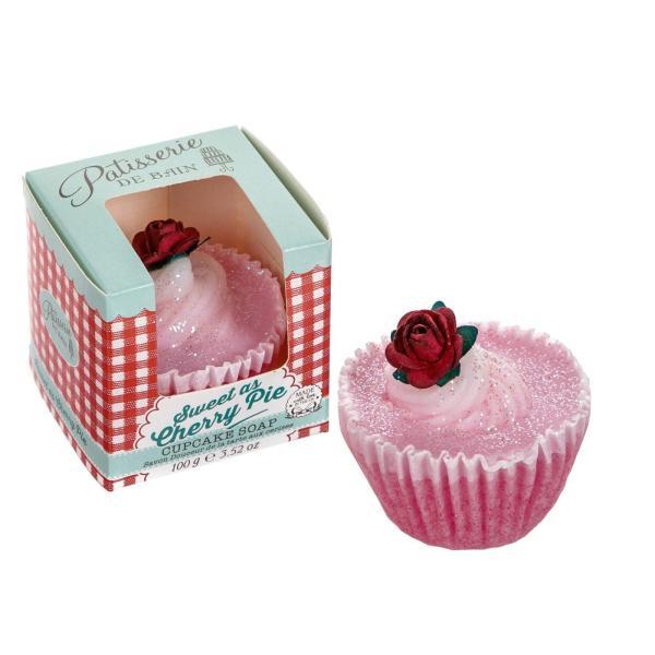 Мыло кусковое кондитерское De Bain 100 г Sweet As Cherry Pie