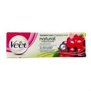 Крем для удаления волос Veet 100 мл Natural Inspirations Sensitive