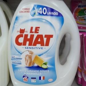 Гель для стирки Le Chat 2 л Sensitive 40sc