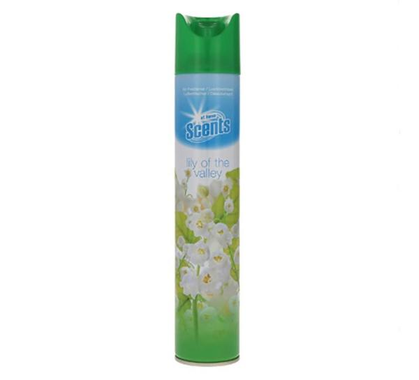 Освежитель воздуха At Home 400 мл Lily of the Valley