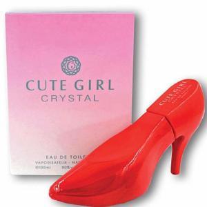 Туалетная вода женская ABD / CUTE GIRL CRYSTAL  EDT 100мл