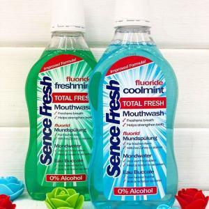 Жидкость для полоскания рта 500мл Sencefresh Freshmint