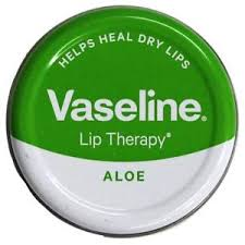 Бальзам для губ Vaseline 20гр Aloe Vera
