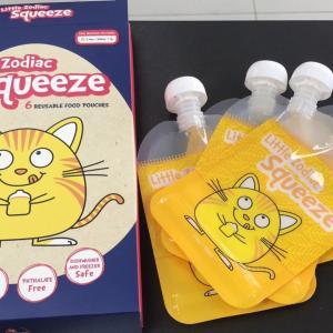 Пакеты для детского питания с лейкой (6 * 100 мл)