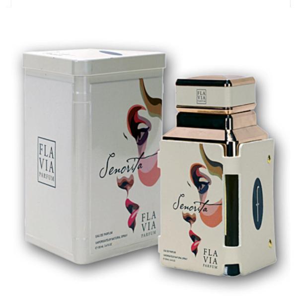 Туалетная вода женская FLAVIA/ SENORITA EDT 100 мл