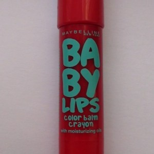 Бальзам для губ Maybelline 3грамм Babylips NO5 Candy Red
