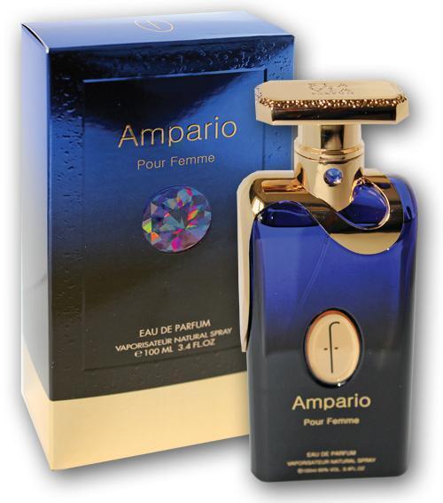 Туалетная вода женская FLAVIA/ AMPARIO EDT 100 мл