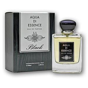 Туалетная вода мужская LE VOGUE / AQUA DE ESSENCE BLACK  EDP 100мл