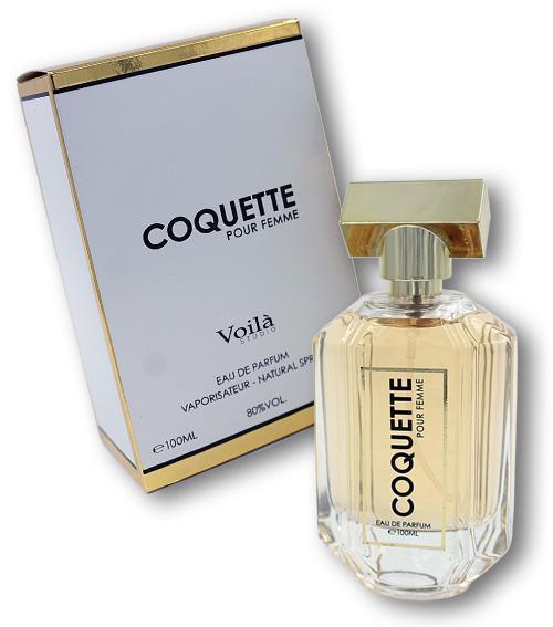 Туалетная вода женская VOILA / COQUETTE EDP 100мл