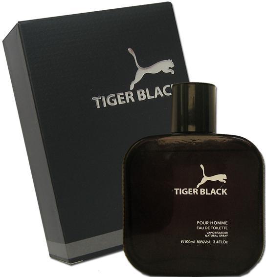 Туалетная вода мужская COSMO / TIGER BLACK EDT 100мл