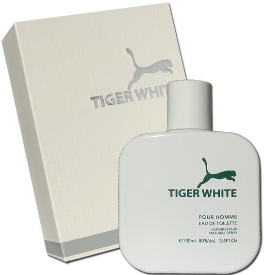 Туалетная вода мужская COSMO / TIGER WHITE EDT 100мл