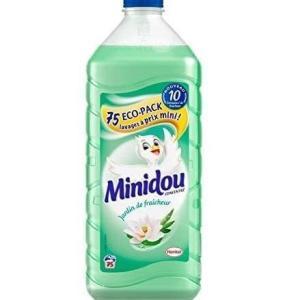 Кондиционер для белья Minidou 1,875 лтр Garden Of Freshness 75sc