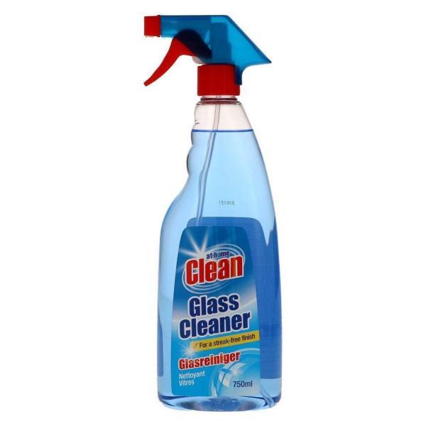 Очиститель для стекла спрей 750мл At Home Clean