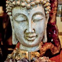 Buddha & Gemstones
