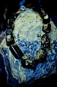 Stones on stones