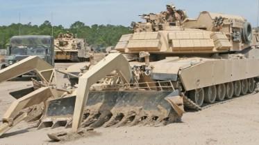 Assault Breacher Vehicle