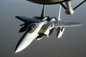 Saudi F-15