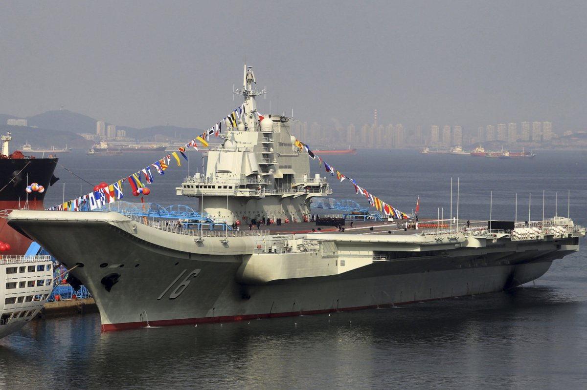 Examining the Liaoning and CV-17: What to Make of China's Burgeoning Type 001A Carrier Force
