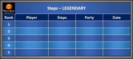 Steps-Legendary
