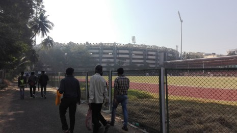 Wankhede Stadium, try saying it without lol