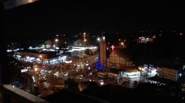 Rooftop viewings