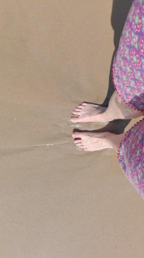 still no tan!