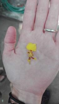 dancing flower!