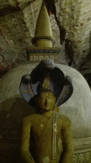 Snaky Buddha